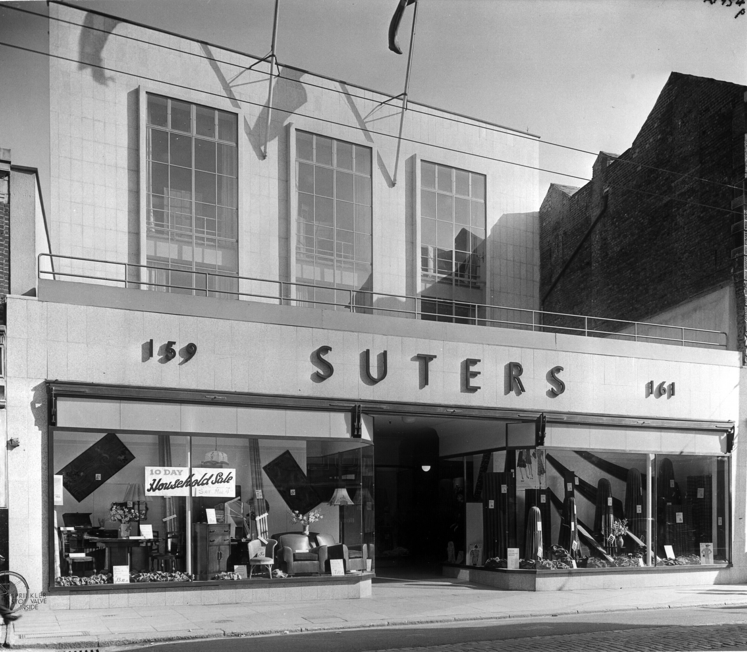 Growing Up With Suters Ltd