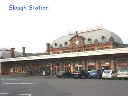 Queensmere Shopping Centre Car Park Slough